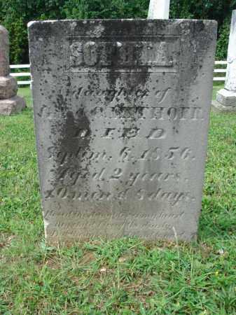 MITHOFF, SOPHIA - Fairfield County, Ohio | SOPHIA MITHOFF - Ohio Gravestone Photos