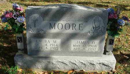 MOORE, JAMES O. - Fairfield County, Ohio | JAMES O. MOORE - Ohio Gravestone Photos