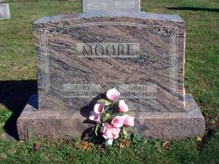 MOORE, NOAH - Fairfield County, Ohio | NOAH MOORE - Ohio Gravestone Photos