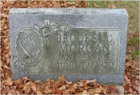 MORGAN, BROOKS C. - Fairfield County, Ohio | BROOKS C. MORGAN - Ohio Gravestone Photos