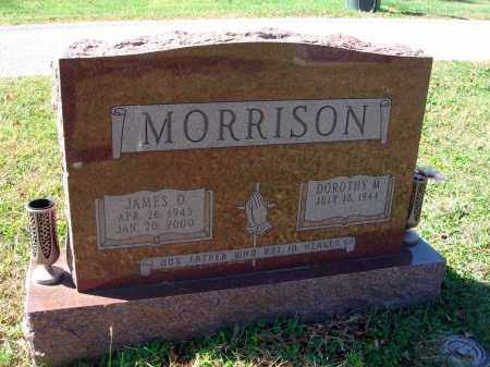MORRISON, JAMES O. - Fairfield County, Ohio | JAMES O. MORRISON - Ohio Gravestone Photos