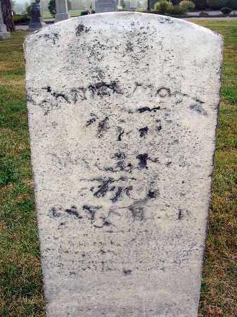 MOTZ, DANIEL - Fairfield County, Ohio | DANIEL MOTZ - Ohio Gravestone Photos
