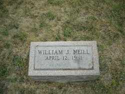 "NEILL, WILLIAM JOHN ""JACK"" - Fairfield County, Ohio 