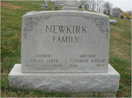 NEWKIRK, ELIZABETH LORAINE - Fairfield County, Ohio | ELIZABETH LORAINE NEWKIRK - Ohio Gravestone Photos