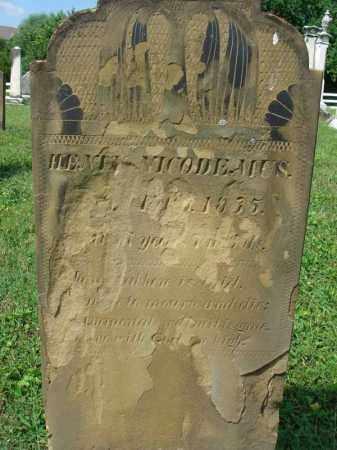 NICODEMUS, HENRY - Fairfield County, Ohio | HENRY NICODEMUS - Ohio Gravestone Photos