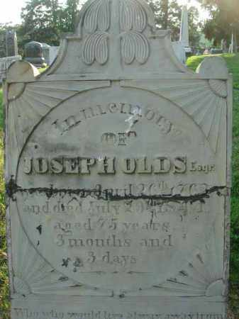OLDS, JOSEPH - Fairfield County, Ohio | JOSEPH OLDS - Ohio Gravestone Photos