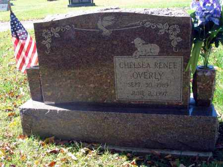 OVERLY, CHELSEA RENEE - Fairfield County, Ohio | CHELSEA RENEE OVERLY - Ohio Gravestone Photos