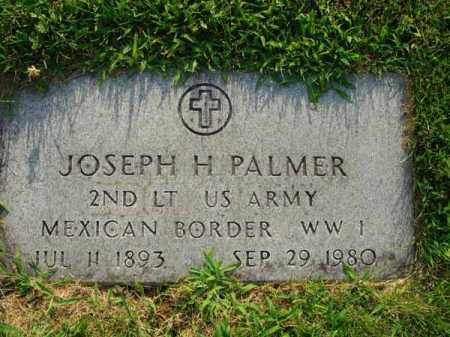 PALMER, JOSEPH H. - Fairfield County, Ohio | JOSEPH H. PALMER - Ohio Gravestone Photos
