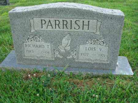 PARRISH, LOIS V. - Fairfield County, Ohio | LOIS V. PARRISH - Ohio Gravestone Photos