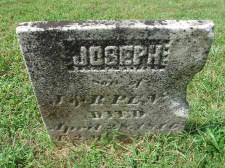 PEN?, JOSEPH - Fairfield County, Ohio | JOSEPH PEN? - Ohio Gravestone Photos