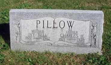 PILLOW, IVY BELL - Fairfield County, Ohio | IVY BELL PILLOW - Ohio Gravestone Photos