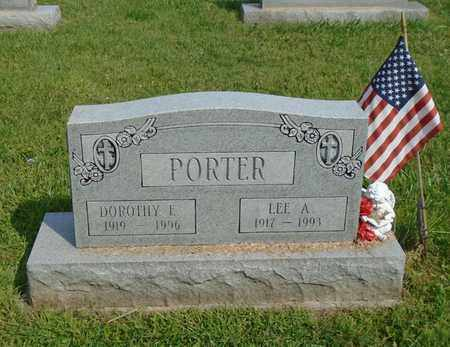 PORTER, DOROTHY E. - Fairfield County, Ohio | DOROTHY E. PORTER - Ohio Gravestone Photos