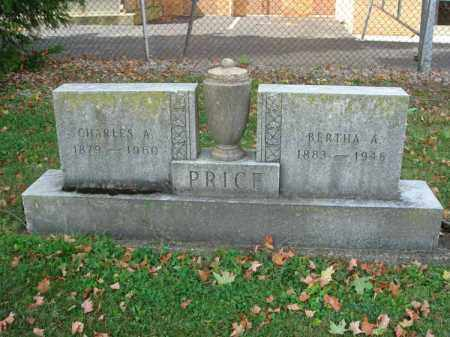 PRICE, CHARLES A. - Fairfield County, Ohio | CHARLES A. PRICE - Ohio Gravestone Photos