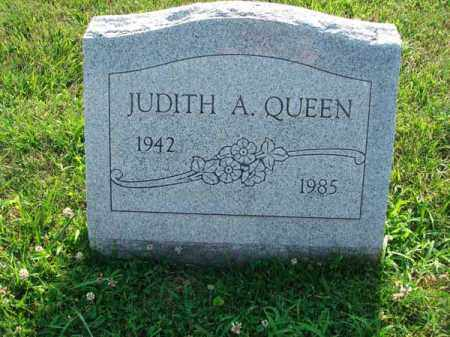 QUEEN, JUDITH A. - Fairfield County, Ohio | JUDITH A. QUEEN - Ohio Gravestone Photos