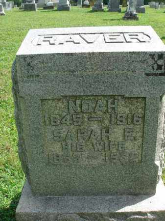 RAVER, NOAH - Fairfield County, Ohio | NOAH RAVER - Ohio Gravestone Photos