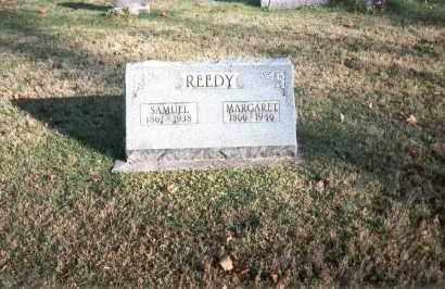 REEDY, SAMUEL - Fairfield County, Ohio | SAMUEL REEDY - Ohio Gravestone Photos