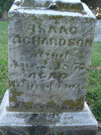 RICHARDSON, ISAAC - Fairfield County, Ohio | ISAAC RICHARDSON - Ohio Gravestone Photos