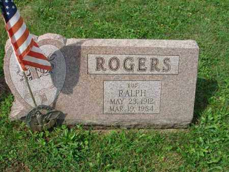 "ROGERS, RALPH ""BUD"" - Fairfield County, Ohio 
