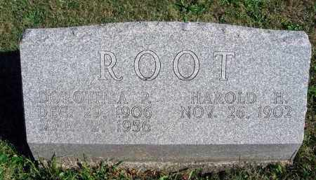 ROOT, DOROTHEA P. - Fairfield County, Ohio | DOROTHEA P. ROOT - Ohio Gravestone Photos