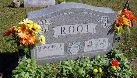 ROOT, KEITH E. - Fairfield County, Ohio | KEITH E. ROOT - Ohio Gravestone Photos