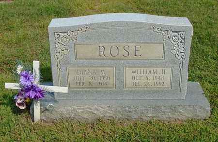 ROSE, DIANA M. - Fairfield County, Ohio | DIANA M. ROSE - Ohio Gravestone Photos