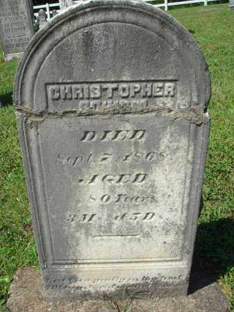 SCHIRM, CHRISTOPHER - Fairfield County, Ohio | CHRISTOPHER SCHIRM - Ohio Gravestone Photos