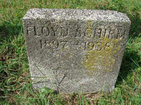 SCHIRM, FLOYD - Fairfield County, Ohio | FLOYD SCHIRM - Ohio Gravestone Photos
