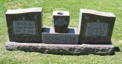 SCHMELTZER, HUGH A. - Fairfield County, Ohio | HUGH A. SCHMELTZER - Ohio Gravestone Photos