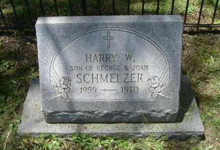 SCHMELZER, HARRY W. - Fairfield County, Ohio | HARRY W. SCHMELZER - Ohio Gravestone Photos