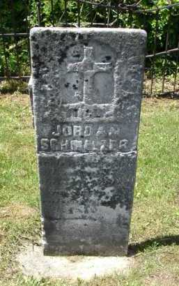 SCHMELZER, JORDAN - Fairfield County, Ohio | JORDAN SCHMELZER - Ohio Gravestone Photos