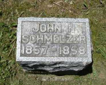 SCHMELZER, JOHN N. - Fairfield County, Ohio | JOHN N. SCHMELZER - Ohio Gravestone Photos