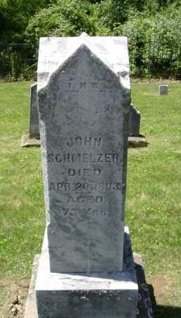 SCHMELZER, JOHN - Fairfield County, Ohio | JOHN SCHMELZER - Ohio Gravestone Photos
