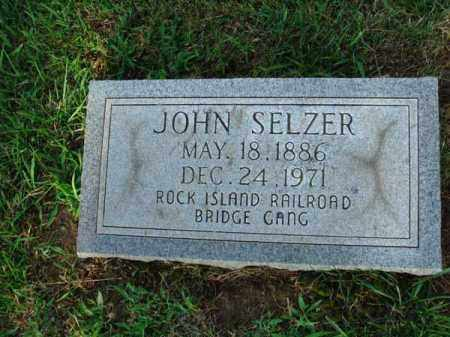 SELZER, JOHN - Fairfield County, Ohio | JOHN SELZER - Ohio Gravestone Photos