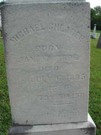SHEARER, MICHAEL - Fairfield County, Ohio | MICHAEL SHEARER - Ohio Gravestone Photos