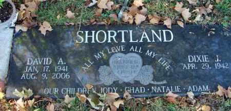 SHORTLAND, DAVID A. - Fairfield County, Ohio | DAVID A. SHORTLAND - Ohio Gravestone Photos