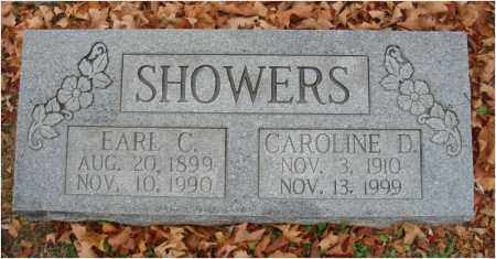 SHOWERS, CAROLINE D. - Fairfield County, Ohio | CAROLINE D. SHOWERS - Ohio Gravestone Photos