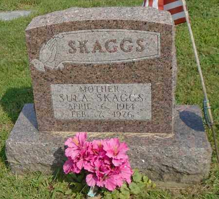 SKAGGS, SULA - Fairfield County, Ohio | SULA SKAGGS - Ohio Gravestone Photos