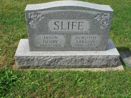 SLIFE, DOROTHY - Fairfield County, Ohio | DOROTHY SLIFE - Ohio Gravestone Photos