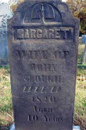 SLOUGH, MARGARET - Fairfield County, Ohio | MARGARET SLOUGH - Ohio Gravestone Photos