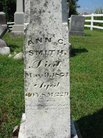 SMITH, ANN C. - Fairfield County, Ohio | ANN C. SMITH - Ohio Gravestone Photos