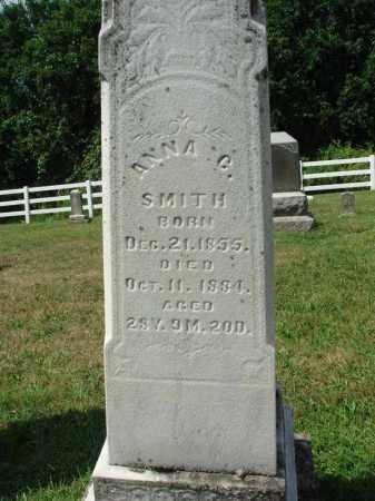 SMITH, ANNA C. - Fairfield County, Ohio | ANNA C. SMITH - Ohio Gravestone Photos