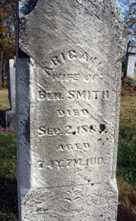 SMITH, ABIGAIL - Fairfield County, Ohio | ABIGAIL SMITH - Ohio Gravestone Photos