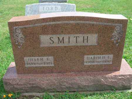 SMITH, HAROLD E. - Fairfield County, Ohio | HAROLD E. SMITH - Ohio Gravestone Photos