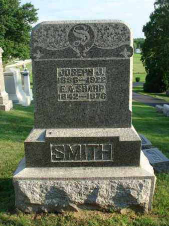 SHARP SMITH, E. A. - Fairfield County, Ohio | E. A. SHARP SMITH - Ohio Gravestone Photos