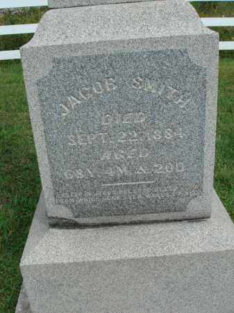 SMITH, JACOB - Fairfield County, Ohio | JACOB SMITH - Ohio Gravestone Photos
