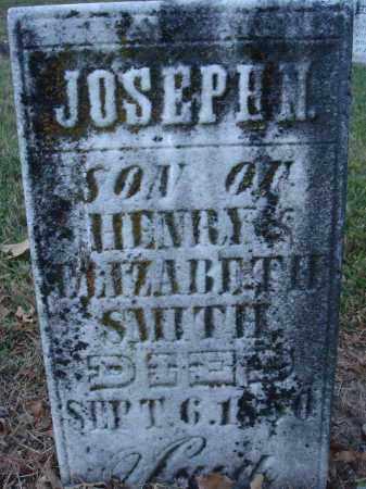 SMITH, JOSEPH N. - Fairfield County, Ohio | JOSEPH N. SMITH - Ohio Gravestone Photos
