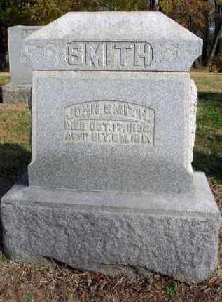 SMITH, JOHN - Fairfield County, Ohio | JOHN SMITH - Ohio Gravestone Photos