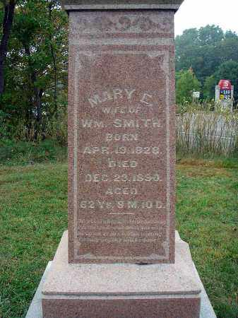 SMITH, MARY E. - Fairfield County, Ohio | MARY E. SMITH - Ohio Gravestone Photos