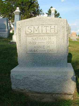 SMITH, NATHAN M. - Fairfield County, Ohio | NATHAN M. SMITH - Ohio Gravestone Photos
