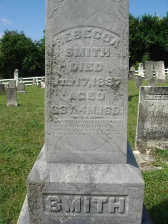 SMITH, REBECCA - Fairfield County, Ohio | REBECCA SMITH - Ohio Gravestone Photos